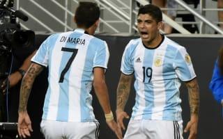 Argentina 2 Chile 1: No Messi, no worries