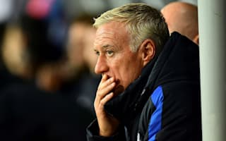 Deschamps rues missed chances as France stumble