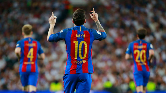 Messi wins fourth 'Pichichi' award