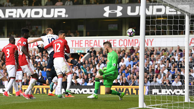Harry Kane aims dig at West Ham style of play