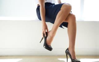 High heels aren't the only dress code no-no