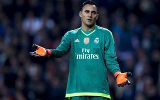 Madrid won't win titles playing like this - Navas