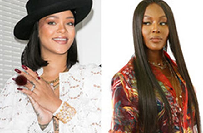 Rihanna's beef with Naomi reportedly over her new man