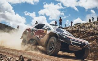 Sebastien Loeb furthers lead at Dakar Rally