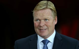 Furious Koeman half-time team talk inspired Everton win