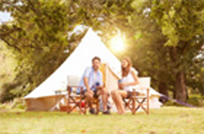 Win a family camping holiday!