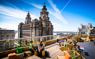 Britain's hidden rooftop bars