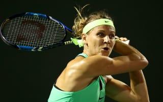 Defending champion Safarova out through illness as Wozniacki shocked in Prague