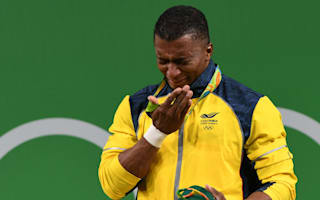 Rio 2016: Emotional Mosquera considers Tokyo appearance after retirement hint