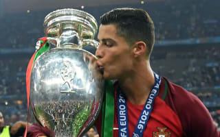Figo: I would put Eusebio ahead of Cristiano Ronaldo