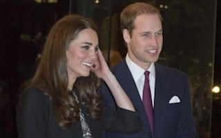 Which royals will stay in the servants' quarters for Christmas?