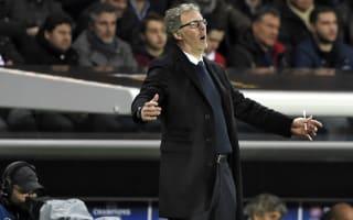 Paris Saint-Germain v Caen: Blanc eyes strong domestic finish