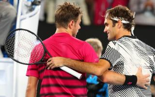 Federer wary of Wawrinka ahead of Indian Wells final despite record