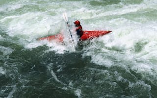 Man dies in kayaking accident on family day out