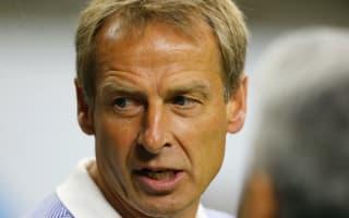Klinsmann laments 'bitter' blow of 4-0 thrashing