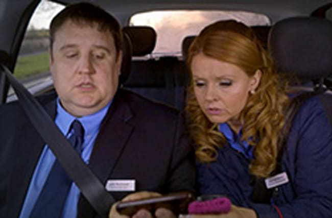 Peter Kay has revealed a big secret about Car Share