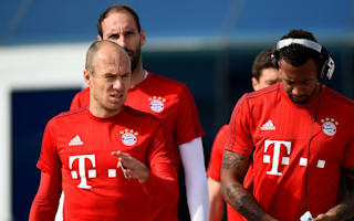 Robben needs a miracle to face Atletico - Guardiola