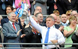 Hiddink's Chelsea handed Everton quarter-final