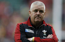 Gatland has no qualms with Schmidt over gamesmanship suggestions