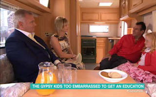 Eamonn Holmes says sorry after Paddy Doherty lets F-word slip live on This Morning