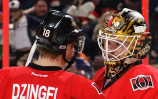 Blues, Senators shut out high-scoring east elite
