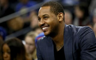Carmelo Anthony surprises family with new car on Christmas