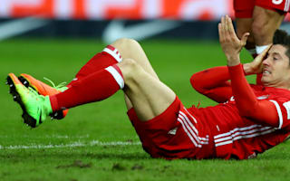 Well I Neven! Subotic accuses 'grenade' Lewandowski of diving too much since Bayern switch