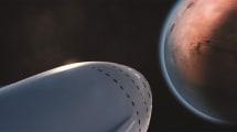 Así es como SpaceX planea mandarnos a Marte