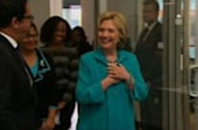 Clinton Faulted on Emails by State Dept. Audit