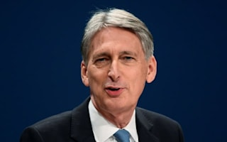 Lower-than-expected Government borrowing boosts Hammond before Autumn Statement