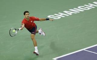 Djokovic makes winning return at Shanghai Masters