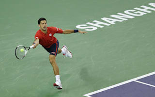 Djokovic makes winning return at Shanghai Masters