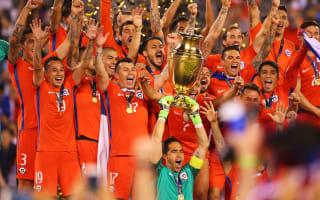 Copa America champions Chile set to face Euro 2016 winner