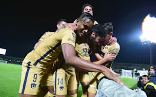 CONCACAF Champions League Review: Pumas go two from two
