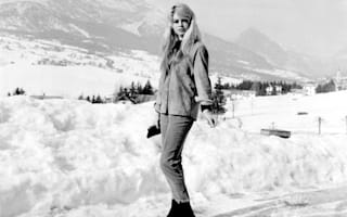 Snapped! Celebrities on skis in their fave resorts