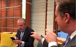 Old foes Piers Morgan and Lord Sugar face each other on Good Morning Britain