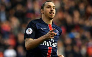 Ibrahimovic, Di Maria, Ben Arfa up for Ligue 1 award