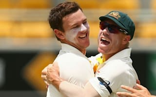 Lehmann confident Warner and Hazlewood will play in first Test