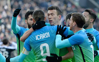 Pioli delighted with progress as Inter keep up Champions League chase
