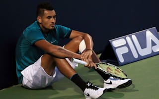Kyrgios laments preparation again after Shapovalov shock follows Pokemon Go talk