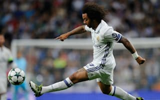 Real Madrid confirm Marcelo calf strain