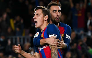 Alcacer: Special to score in Barca shirt at Camp Nou