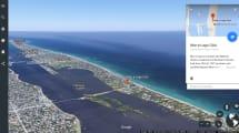 Google Earth te lleva a donde tú quieras con más información que nunca