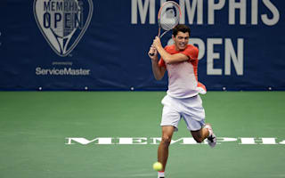 Fritz continues dream run in Memphis