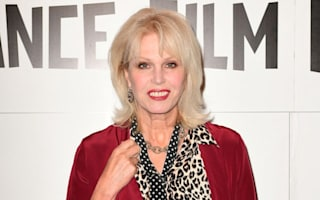 Joanna Lumley on her death: 'Take what you want and feed the rest to the foxes'