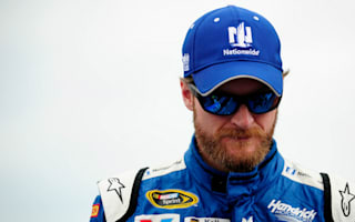 Earnhardt Jr out for remainder of 2016 with concussion