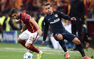 Atletico Madrid v Galatasaray: Hosts out to finish the job at Vicente Calderon