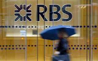 Osborne deciding on RBS break-up