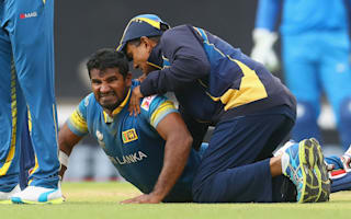 Kusal Perera out of Champions Trophy, Sri Lanka call up Dhananjaya
