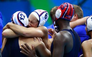 Rio 2016: USA clinch historic women's water polo gold